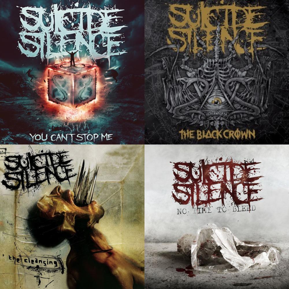 Suicide Silence (из ВКонтакте)